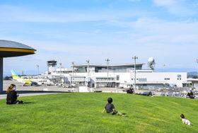 旭川空港の上下一体運営を開始 北海道エアポート