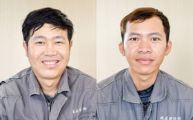 道内初 ベトナム人技能実習生2人が2級型枠検定に合格