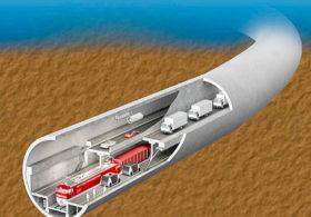 自動運転車と鉄道を併用 第二青函トンネルJAPIC案