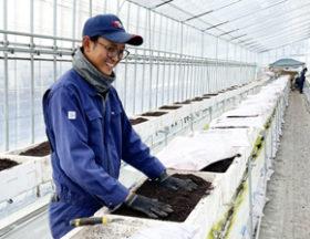 難病越え、農園開設に挑戦 農業研修生・後藤大尭さん