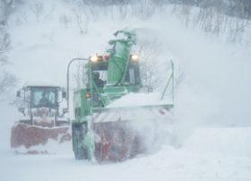 岩見沢市がICTで除雪作業支援へ