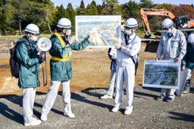 20年度内開通へ急ピッチ 函館新外環状道路空港道路