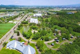 ふるさと公園再整備に21年度着工 新十津川町