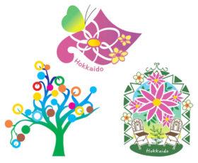 ガーデンフェスタのシンボルマーク投票を受け付け 恵庭市