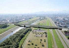 「北24条桜大橋」に決定 豊平川の新橋名称
