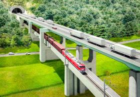 函館―青森間、車で2時間半 津軽海峡トンネル構想