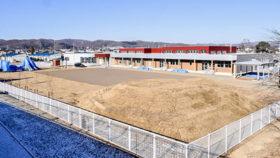 浦幌町の認定こども園の愛称決まる 2月末完成へ進捗8割