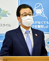 丘珠空港の将来像策定時期は先送り 秋元札幌市長が見解