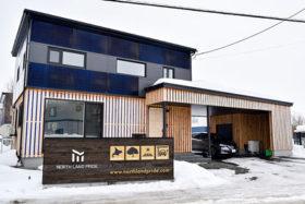 真冬のブラックアウトに対応できる住宅提案 藤城建設