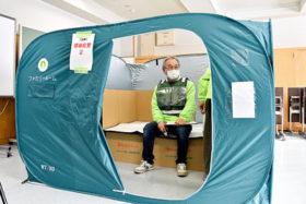 コロナ対策など課題共有 札幌市が住民主体の避難所開設訓練