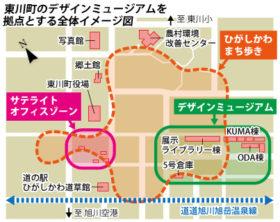 隈研吾氏が東川町に拠点開設へ デザインミュージアム構想