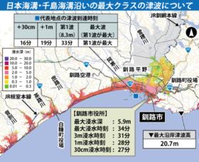 3.11が伝えた教訓 東日本大震災10年(1)海溝型地震へ津波対策急務