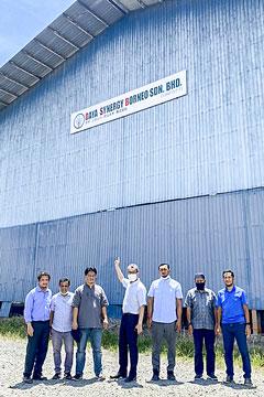 中山組がバイオ燃料事業に参入 マレーシアに法人設立