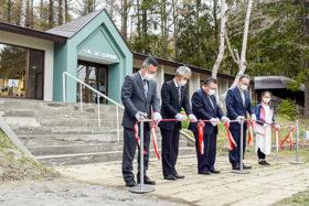 洞爺湖に浮かぶ中島で湖の森博物館がオープン