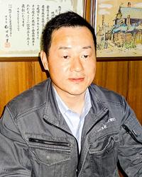 深掘り 旭川機械工業 関山真教社長