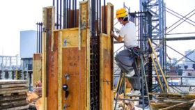 型枠材料の輸出国でロックダウン RC造建設に黄信号