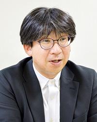 深掘り 北海道まちづくり協議会 武井秀爾常務理事