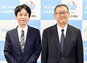 本道こそ社会資本整備を 橋本幸開発局長が就任会見