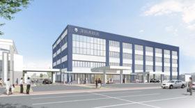深川市新庁舎、8月公告へ 建設費38億円🔒