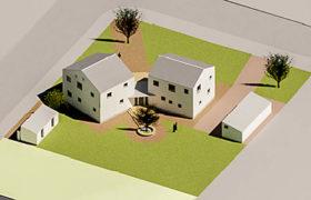 上士幌町に道内初「無印良品の家」 企業滞在型施設を新築