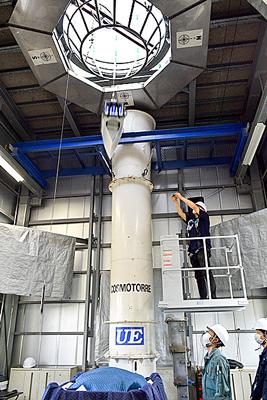 民間初の月面探査へ ダイモンが赤平で実証実験