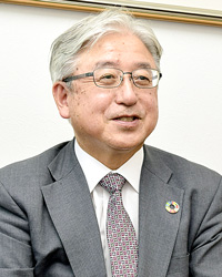 深掘り 北海道ビルメンテナンス協会札幌地区協議会 田中芳章会長