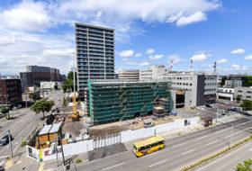 利便性高い中心部へ 帯広市西3・9周辺再開発が終盤