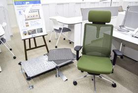 アートや個別空調で快適性向上 コロナの経験をオフィスへ