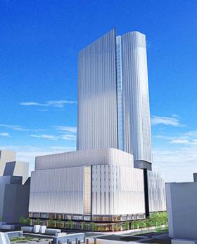 北4西3街区再開発ビルの事業協力者に鹿島が内定🔒