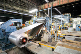 会社探訪記 北海鋼機 道内で唯一の生産拠点