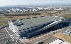 道内最大の郵便物流拠点が札幌・...