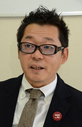 湊 源道さん