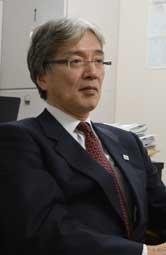 北海道建設業協会副会長 栗田 悟氏